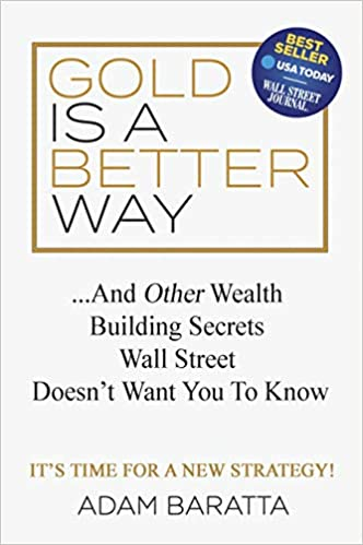 gold is a better way book cover