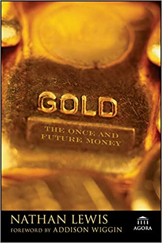gold: the once and future money book cover