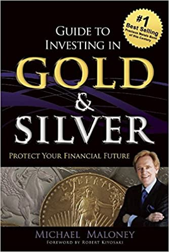 cover of the book about investing in gold and silver