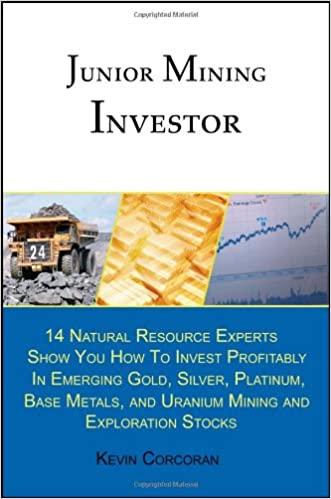 junior mining investor book cover
