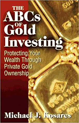 the abc's of gold investing book cover