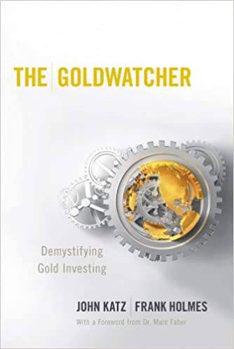 the goldwatcher book cover