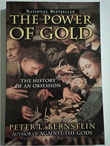 the power of gold book cover
